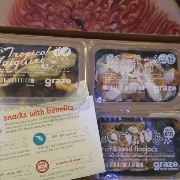 Pick and Choose Vegan Snacks to Come to Your Door Each Week With The Graze Subscription Box