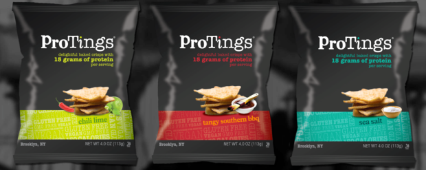 Review - ProTings Chili Lime Chips - Lazy Girl Vegan