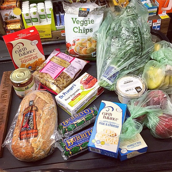 Awesome Vegan Food Finds at Whole Foods Market in Brooklyn, NY