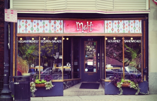 Vegan Cincinnati – Lunch & Sunday Brunch at Melt Eclectic Cafe And a Stop at Picnic and Pantry