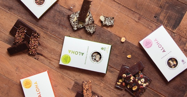 Friday Favorites – DIY Star Wars Protein Bars Using ALOHA Protein Bars and Superfood Chocolate Bars