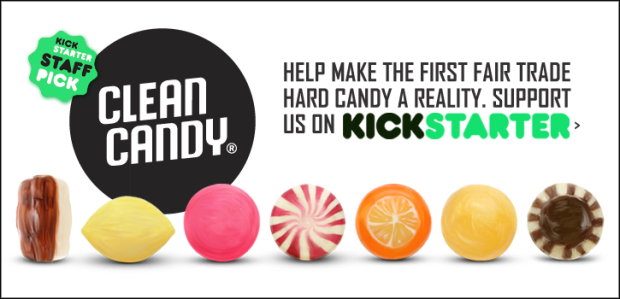 Natural Candy Store Website Launches CleanCandy, the First Hard Candy Brand Made With Organic, Fair Trade Sugar