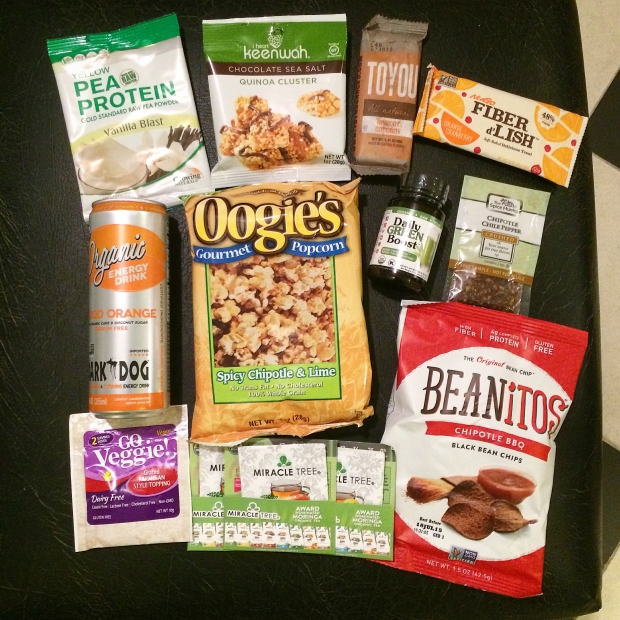 Unboxing the Vegan Cuts May Snack Box – Featuring Faves From Spork Foods