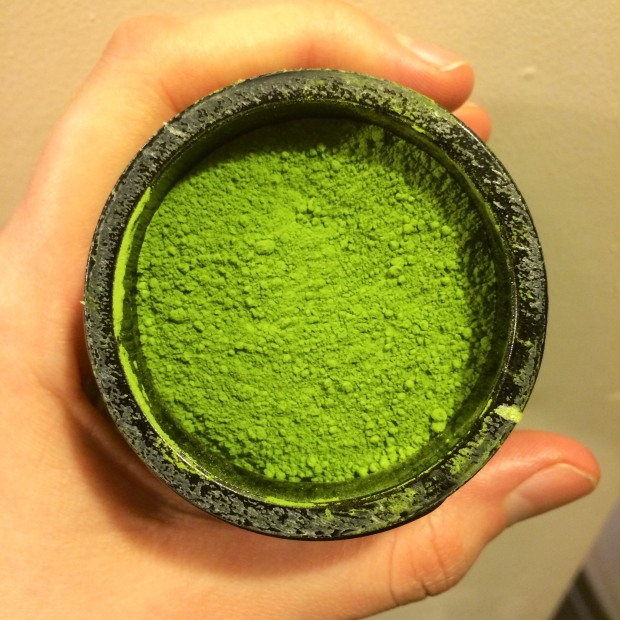 Product Review - Hybrid Herbs Moonlit Matcha Organic Japanese Green Tea