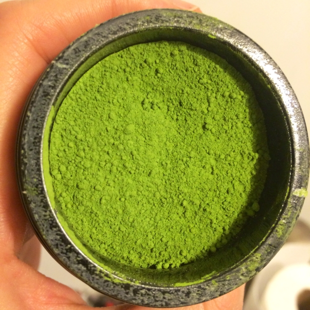 Product Review - Hybrid Herbs Moonlit Matcha Organic Japanese Green Tea