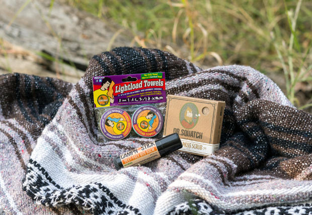 The Vegan Camping Essentials Box From Vegan Cuts is Ideal for Outdoor Enthusiasts and Adventurers