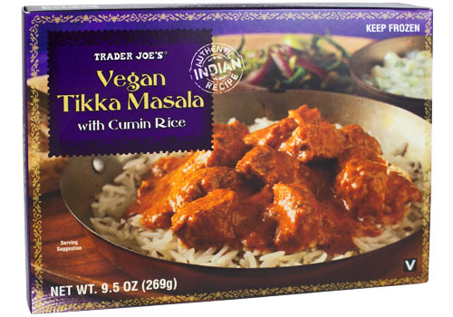 Vegan USA – Yummy Frozen Food Finds at Trader Joe's