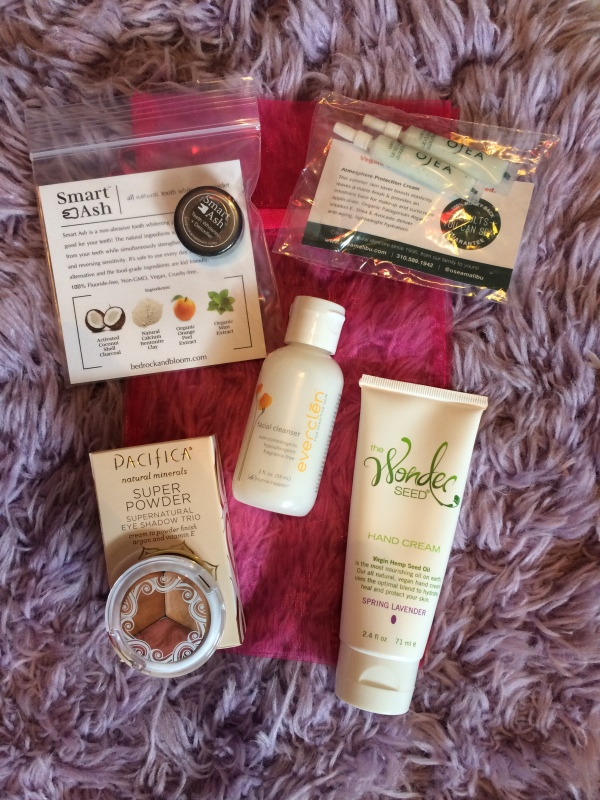 July Beauty Box LGV