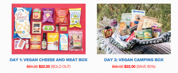 Get Vegan Beauty and Snack Goodies Up to 77% Off With the Vegan Cuts Summer Sale!