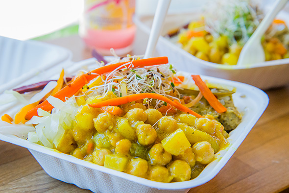 Lazy Girl Vegan Weekly News Roundup – Vegan Caribbean Food Hits Toronto & More