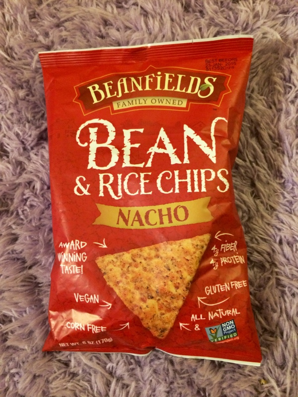 Food Review – Beanfields Nacho Bean & Rice Chips – Vegan, Gluten-Free, All-Natural and Non-GMO
