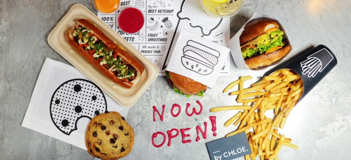 Chef Chloe Coscarelli's New Vegan Restaurant, by CHLOE, is Already Gaining a Cult Following in NYC