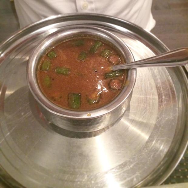 Vegan NYC – Southern Indian Curry and Masala Dosas at Vegetarian Indian Restaurant Dosai