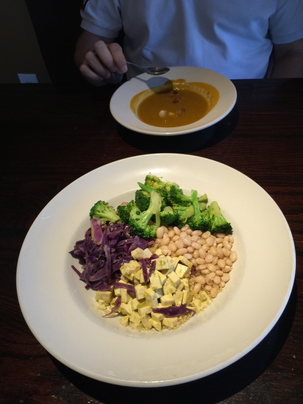 Vegan Atlanta – Lunch at Café Sunflower – Award-Winning Vegetarian Restaurant