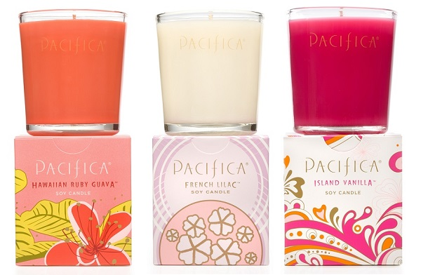 Friday Favorites – Pacifica Natural Soy Candles & More