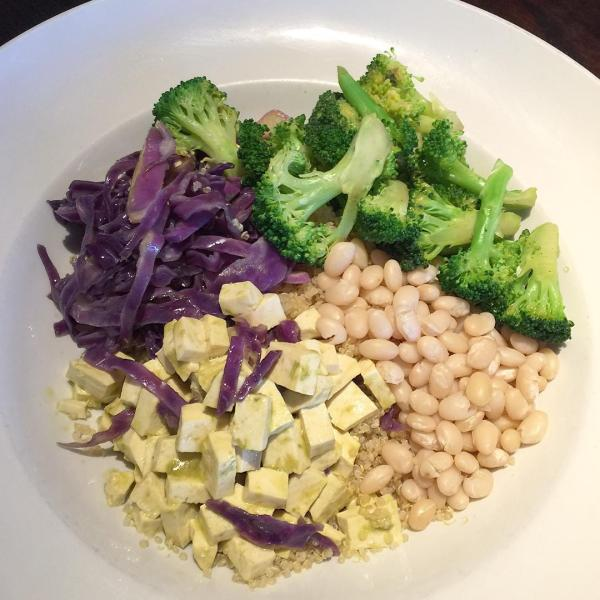 Vegan Atlanta – Lunch at Café Sunflower – Award-Winning Vegetarian Restaurant