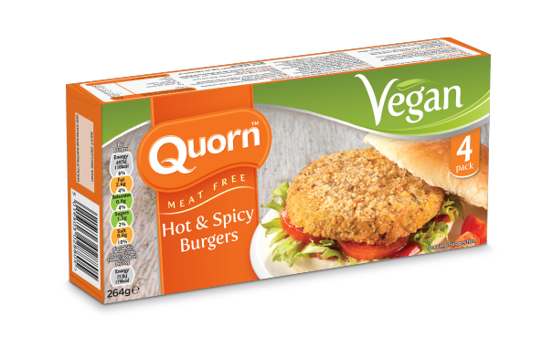 Weekly News Roundup - Quorn Launches First Vegan Products in the UK & More