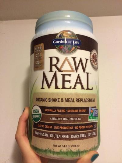 Friday Favorites – Garden of Life Chocolate Raw Meal & More