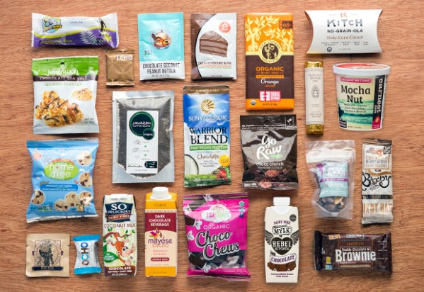 The New Vegan Cuts Chocolate Box is Packed With Goodies Any Chocoholic Will Love