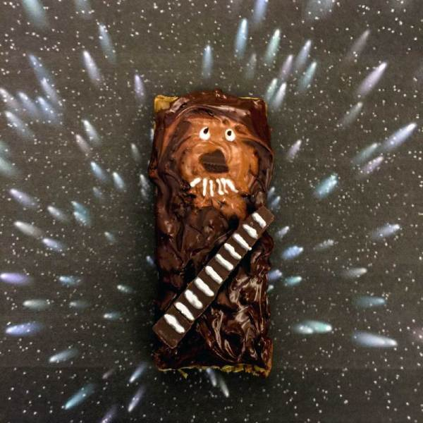 Friday Favorites – DIY Star Wars Protein Bars Using ALOHA Protein Bars and Superfood Chocolate Bars + Vegan Holiday Gift Ideas