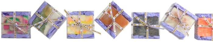 Unboxing a Special Delivery From Nantahala Soap Company – Handmade Artisan Soaps