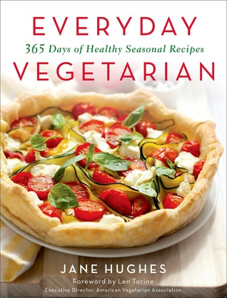 Cookbook Spotlight – Everyday Vegetarian 365 Days of Healthy Seasonal Recipes