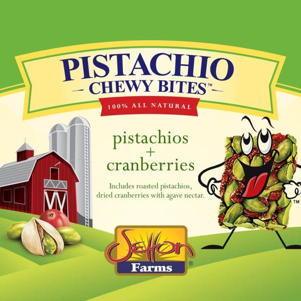 Food Review – Setton Farms Pistachio Chewy Bites – Natural, Gluten-Free Snacks That Are Great to Throw in Purses and Backpacks