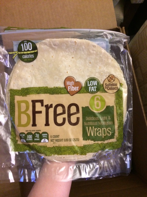 Food Review – BFree Foods Bagels, Wraps, Rolls and Sandwich Bread – No Dairy, Wheat, Gluten, Nuts or Soy