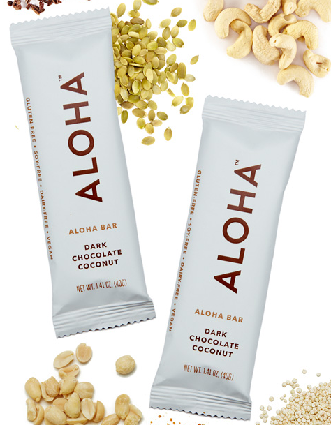 Happy New Year! Say ALOHA to a Healthy, Plant-Based 2016 With ALOHA Products at 20% Off