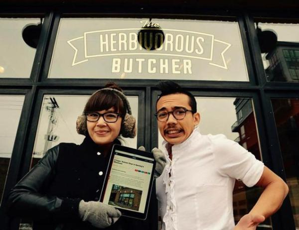 "Plant-Based Butcher Shop Called ""The Herbivorous Butcher"" Opening in Minnesota"