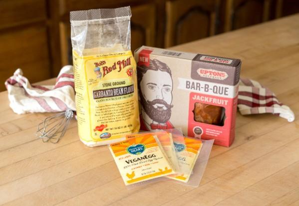 Vegan Cuts Releases New Pantry Box – Vegan Eggs, Mac n' Cheese, Parmesan, Korean BBQ Seitan & More