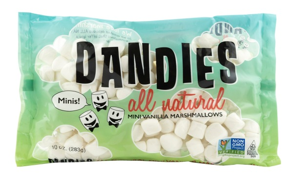 "Easy Vegan Recipe – ""Old Fashioned"" Dandies Marshmallows Fudge"