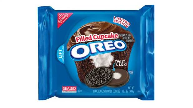 Oreo Launches Vegan Filled Cupcake Flavor, Ben & Jerry's Releases Four New Vegan Flavors & More