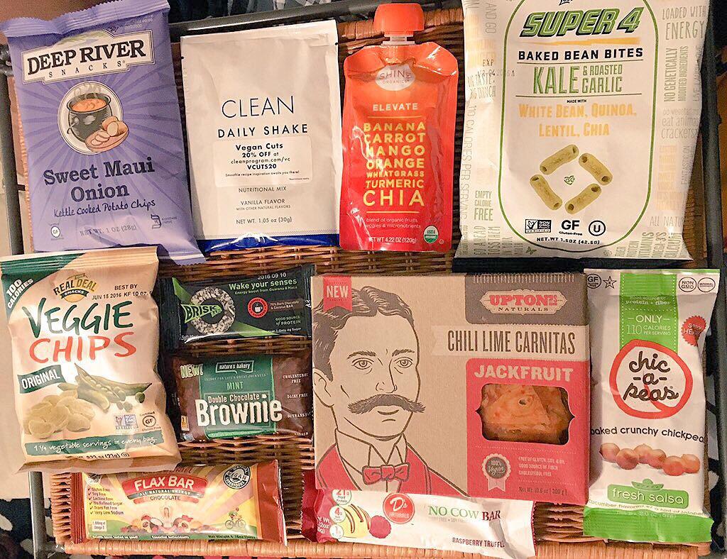 Vegan giveaway