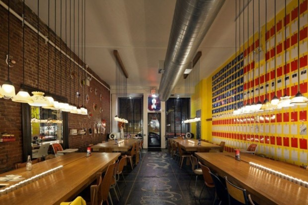 Farewell to NYC Vegetarian Restaurant Maimonide of Brooklyn