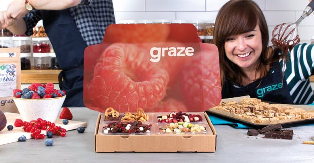 10 Of My Favorite, Vegan/Dairy-Free Snacks From graze Snack Box Delivery Service