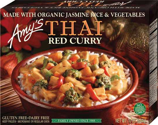 10 of My Favorite, Vegan/Dairy-Free Frozen Food Entrees From Amy's Kitchen