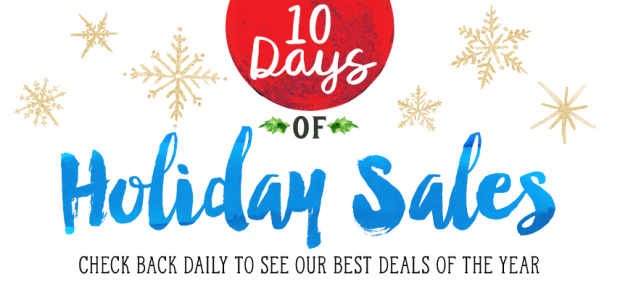 Don't Miss The Best Deal of the Year From Vegan Cuts – 10 Days of Holiday Sales