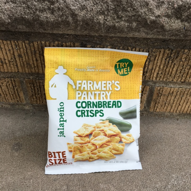 Giveaway — Enter to Win a Vegan Prize Pack of Farmer's Pantry Cornbread Crisps
