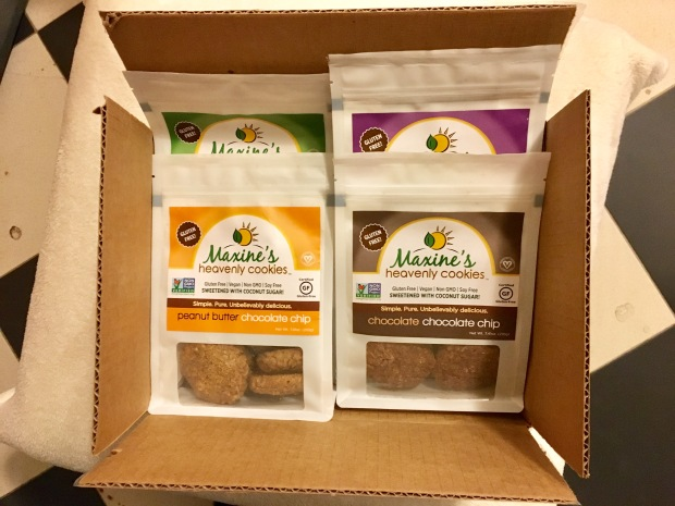 Food Review – Maxine's Heavenly Cookies – a Healthy, Vegan and Gluten-Free Treat