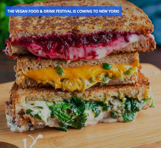 The New York Vegan Food and Drink Festival Presented by Ecorazzi is Coming to Randall's Island This September