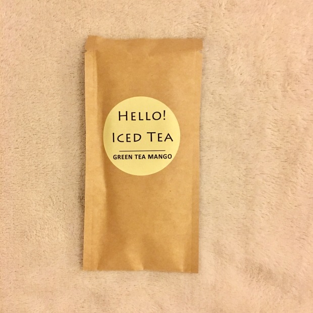 Review – Story of My Tea Products – Flavored, All-Natural Vegan Iced Tea