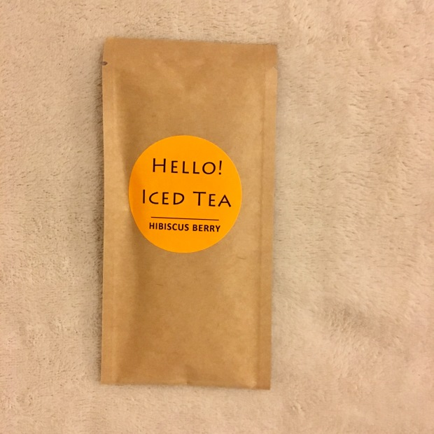 Giveaway – Win a Loose Leaf Iced Tea Prize Pack from Story of My Tea