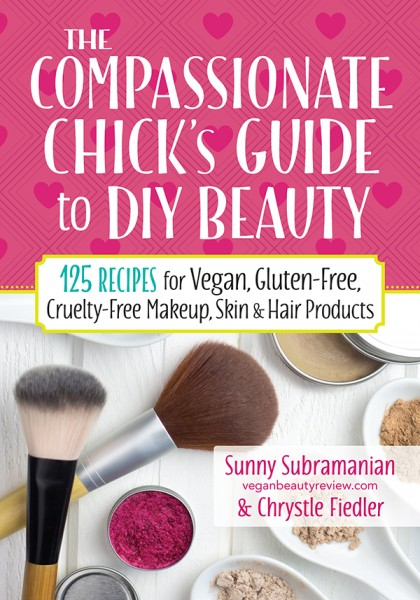 Book Giveaway – Win a Copy of The Compassionate Chick's Guide to DIY Beauty