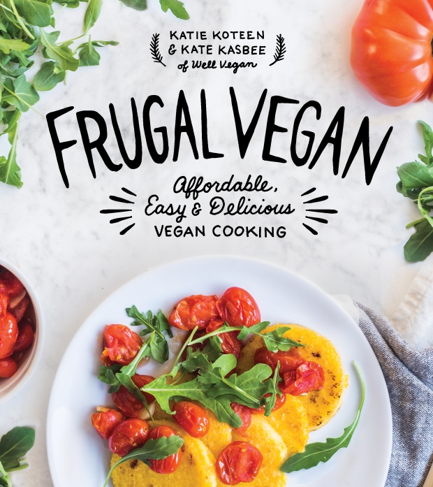 Easy Vegan Recipe – Crispy Buffalo Tofu Bowl from the Frugal Vegan Cookbook