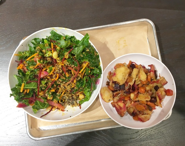 CoreLife Eatery Offers Hearty Vegan and Vegetarian Bowls in a Fast, Chipotle-Style Line